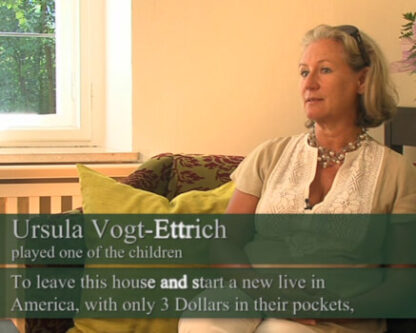 Actress Ursual Vogt-Ettrrich