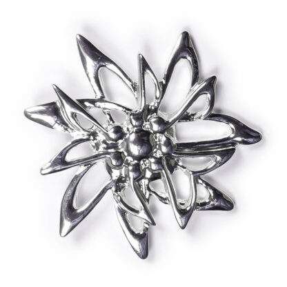 Sound of Music silver jewellery detailed view