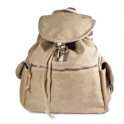 large vintage backpack
