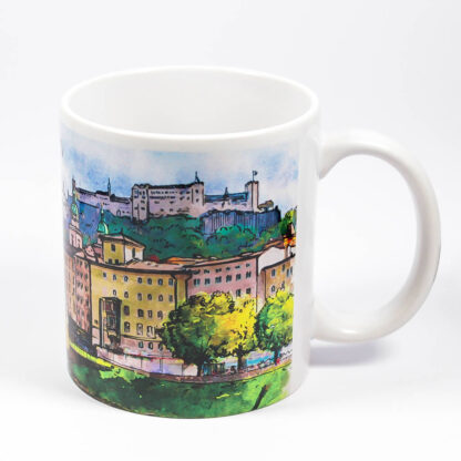 sound of music mug with print detail view