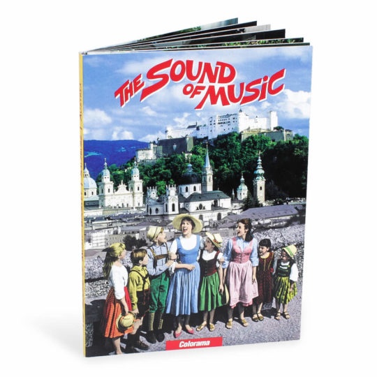 The Sound Of Music Leporello
